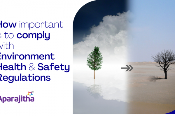 How important is to comply with Environment Health and Safety regulations