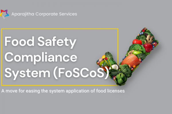 Food Safety Compliance System (FoSCoS)